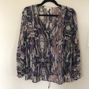 Anthropologie Staring at Stars Top Size Small